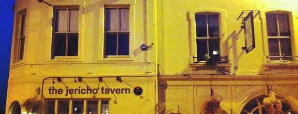Jericho Tavern is one of Pubs of Oxford.