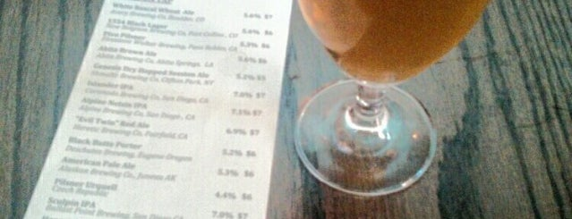 Blueprint Tap Room is one of The San Franciscans: Happy Hour.
