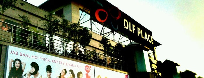DLF Place Saket is one of Check-ins.