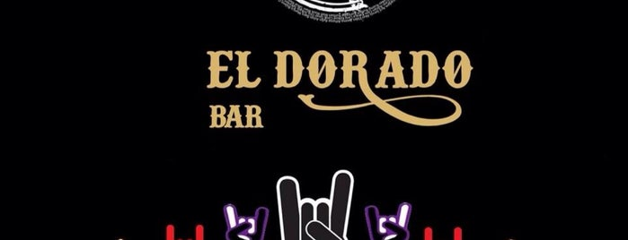 El Dorado Bar is one of devr-i alem..!.