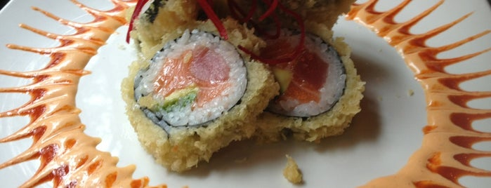 Haiku Sushi and Lounge is one of RIC mag's best new restaurants.