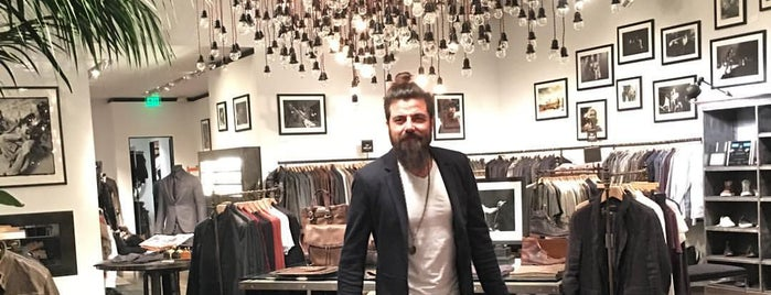 John Varvatos West Hollywood is one of Los Angeles City Guide.