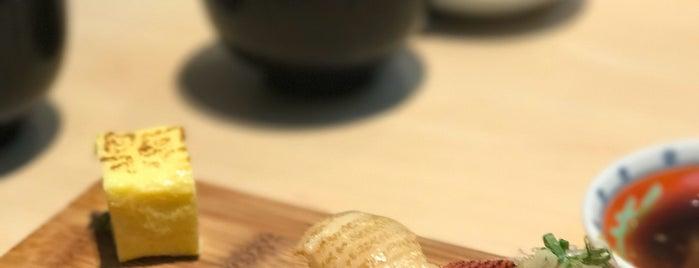 Sushi Shin 鮨辰日本料理 is one of my take on hong kong.