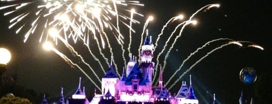 Magical Fireworks Spectacular is one of The 15 Best Places for Sunsets in Anaheim.