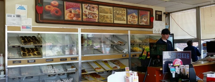 The Donut Shop is one of Wild and Wonderful West Virginia.