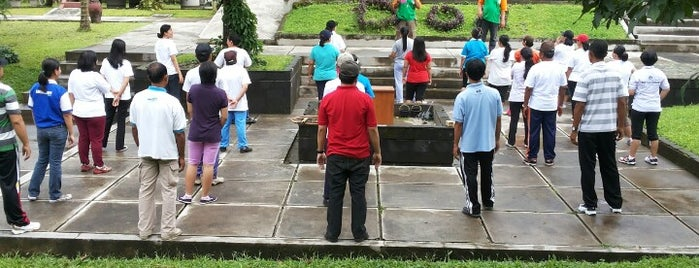 Disaster Oasis Training Center is one of Visited Places in Yogyakarta :).