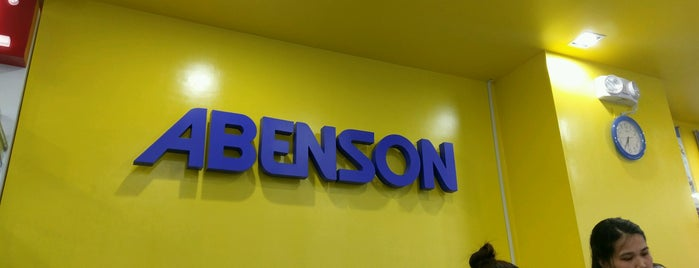 Abenson is one of MM610.