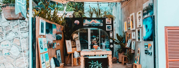 Palu Gallery is one of Estrella Del Mar Insider's Guide.