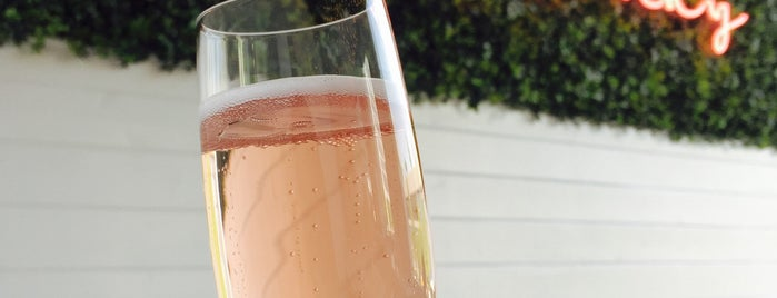 The Hampton Social is one of Rosé All Day: 30 Pink Wines to Sip Around Chicago.
