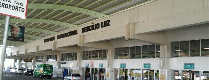 Aeroporto Internacional de Florianópolis / Hercílio Luz (FLN) is one of World AirPort.