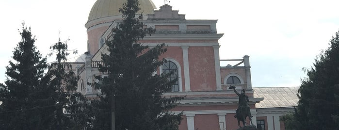 Тульчин is one of cities.