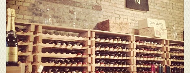 North Loop Wine & Spirits is one of The 15 Best Places for Wine in Minneapolis.