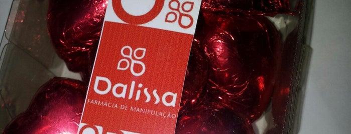 Dalissa Farmácia de Manipulação is one of tdjuntoemisturado.