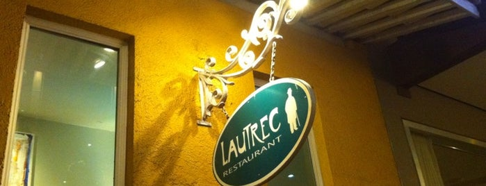 Lautrec is one of Restaurantes ChefsClub: Fortaleza.