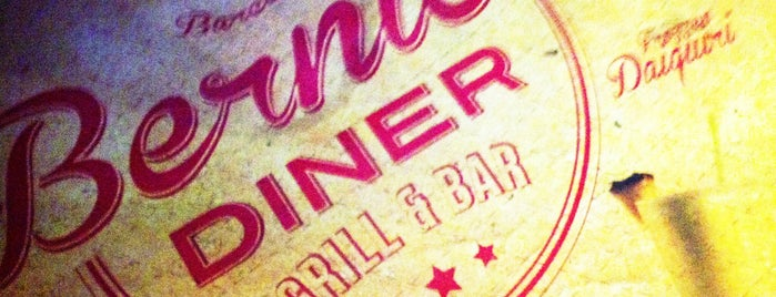 Bernie's Diner is one of #GdM Barcelona.
