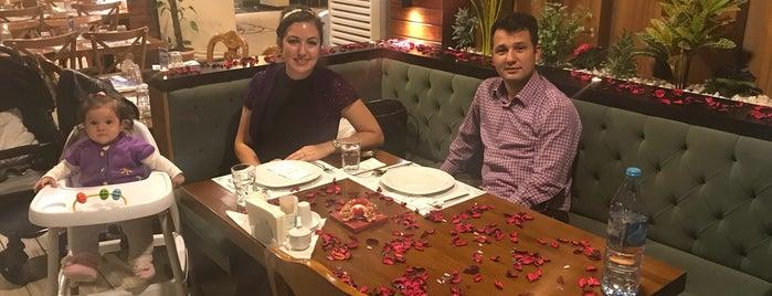 Konya'da Café ve Yemek Keyfi