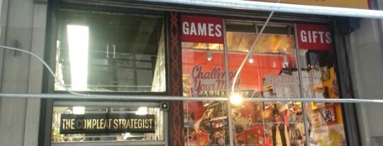 The Compleat Strategist is one of Nyc.