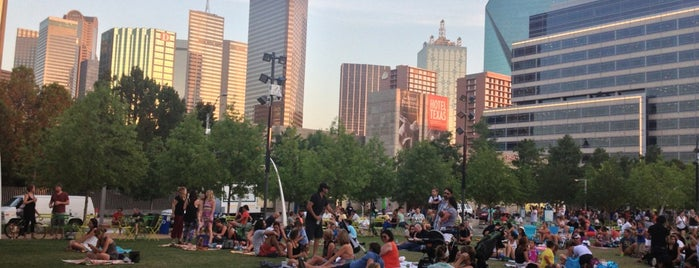 Klyde Warren Park is one of D-Town: To Do in Dallas.