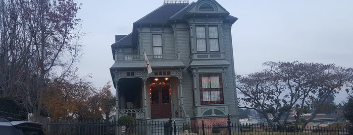 Angelino Heights is one of Cool things to see and do in Los Angeles.