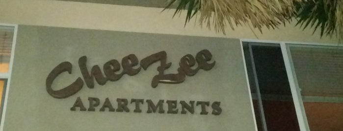 Chee-Zee Apartments is one of Nikki Kreuzer's Offbeat L.A..