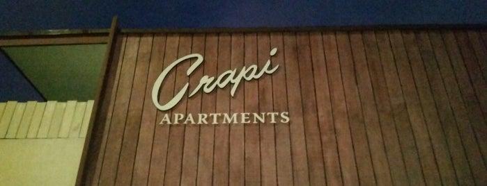 Crapi Apartments is one of Nikki Kreuzer's Offbeat L.A..