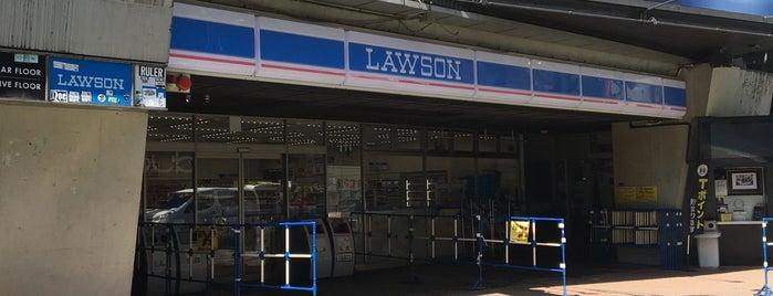 ローソン 渋谷ランブリングストリート店 is one of 渋谷コンビニ.