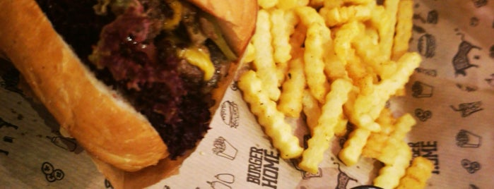 Burger Home is one of Adana.