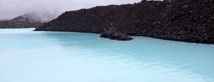 Blue Lagoon Spa is one of iceland.