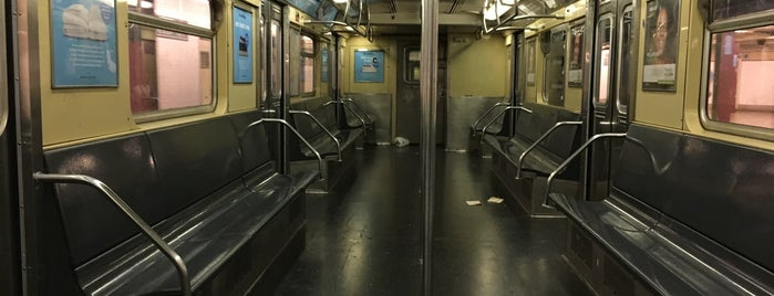MTA Subway - Broad St (J/Z) is one of MTA Subway - J Line.