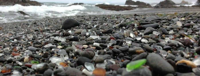 Glass Beach is one of MENDOCINO, CA.