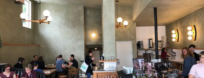 Sightglass Coffee is one of SF Bucket list.