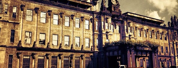 University of Santo Tomas is one of Places I've been to....