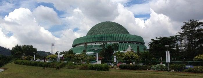 National Science Centre (Pusat Sains Negara) is one of jalan-jalan best.