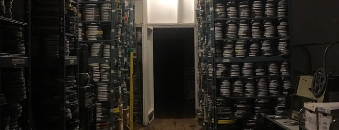 Oddball Films is one of Kick-A$$ To Do List in SF.