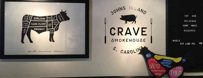 CRaVE International Foods and Catering is one of Beaufort, SC - Restaurants.