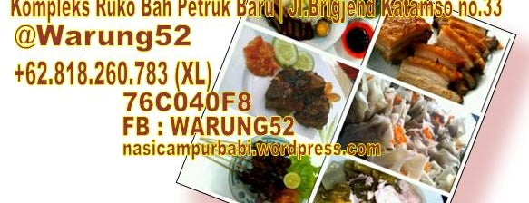Warung Bakmi Ketandan is one of Culinary @ Jogja.