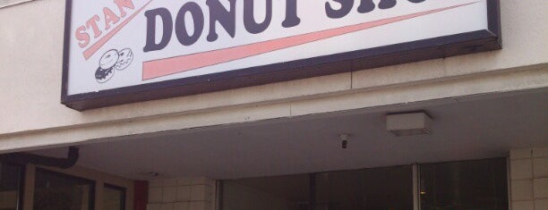 Stan's Donut Shop is one of Food.