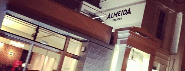 Almeida Theatre is one of PIBWTD.
