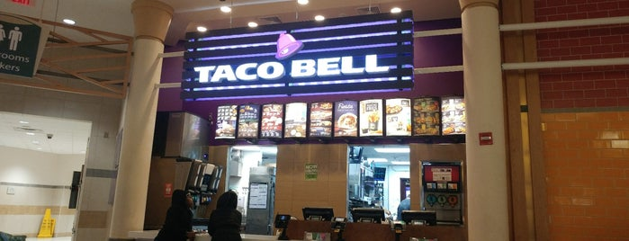 Taco Bell is one of My Faves.