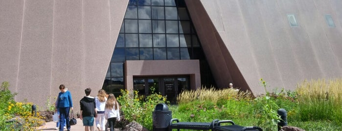 The Journey Museum is one of Rapid City, SD.