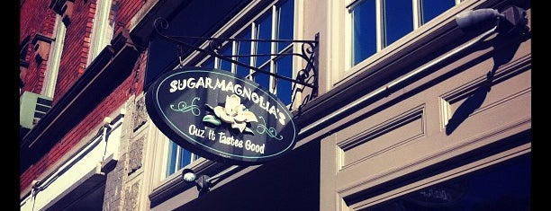 Sugar Magnolias is one of Restaurants to try.
