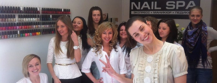 NAIL SPA /Петроградская/ is one of Спб медицина.