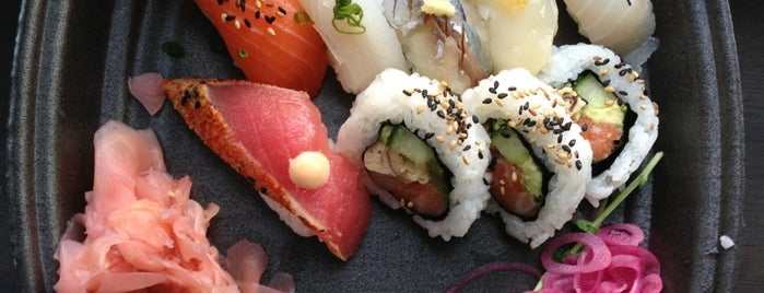 Akki Sushi is one of Stockholm Misc.