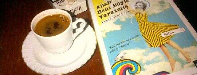 Kadınlar Kahvesi is one of ✔️.