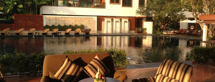 RatiLanna Riverside Spa Resort Chiang Mai is one of Explore new places.