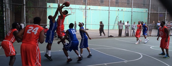 The 15 Best Places for Basketball Courts in New York City