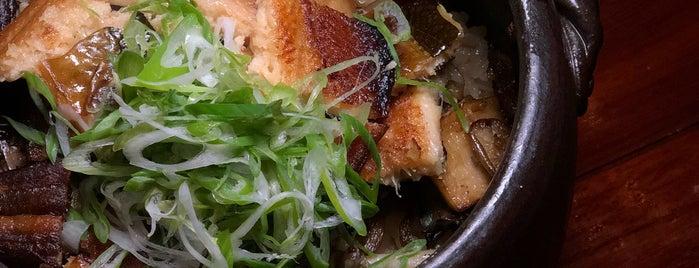 Autre Kyo Ya is one of East village restaurants.