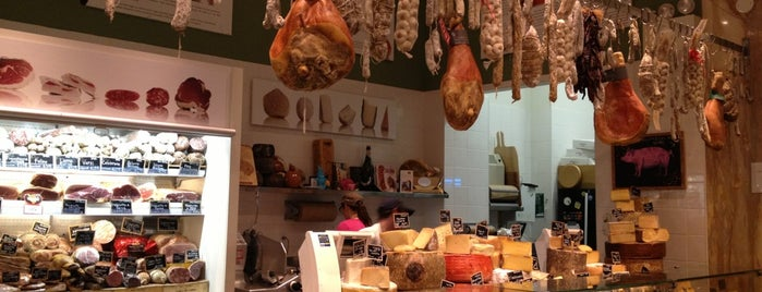 Eataly is one of Must go in NY.