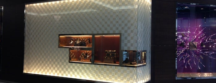 Louis Vuitton is one of Shopping.