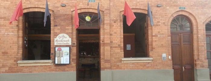 Bistro y Restaurante de la Canderia is one of La Candelaria.
